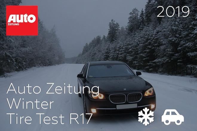 Auto Zeitung: Winter Tire Test R17