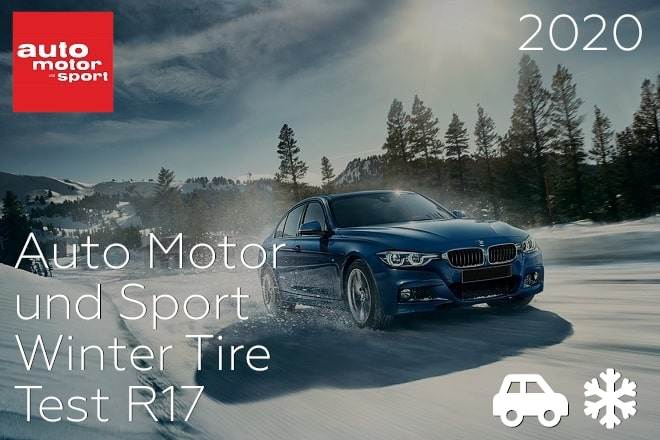 Auto Motor und Sport: Winter Tire Test R17