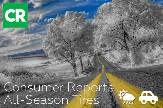 Consumer Reports: All-Season Tires