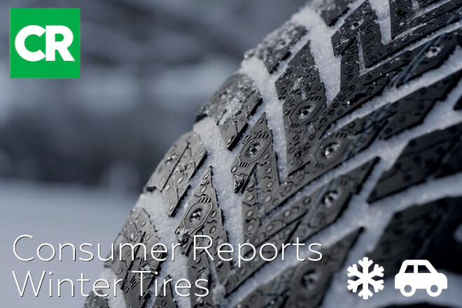 Consumer Reports: Winter Tires