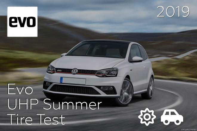 Evo: UHP Summer Tire Test R18