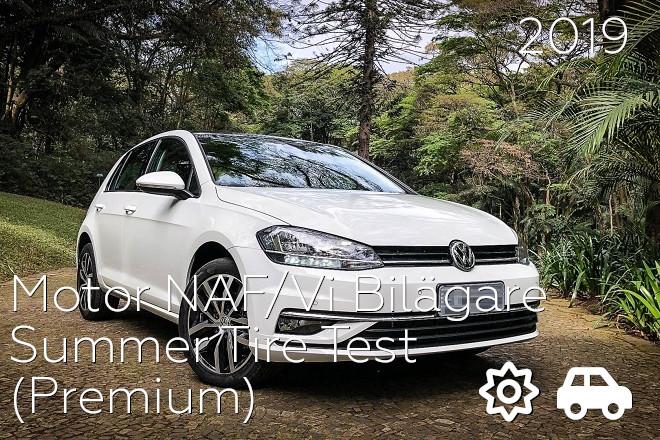 Motor NAF/Vi Bilägare: Summer Tire Test (Premium)