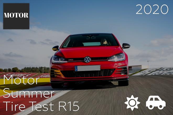 Motor: Summer Tire Test R15