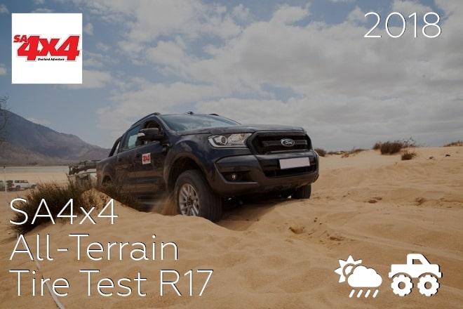 SA4x4: All-Terrain Tire Test R17