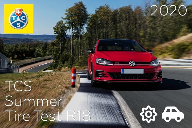 TCS: Summer Tire Test R18