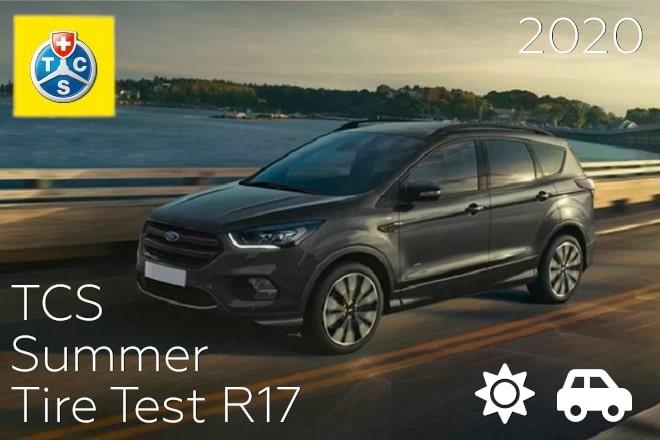 TCS: Summer Tire Test R17