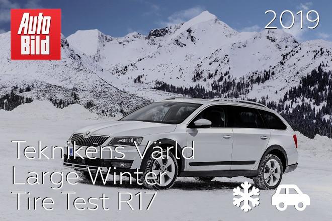 Teknikens Värld: Large Winter Tire Test R17