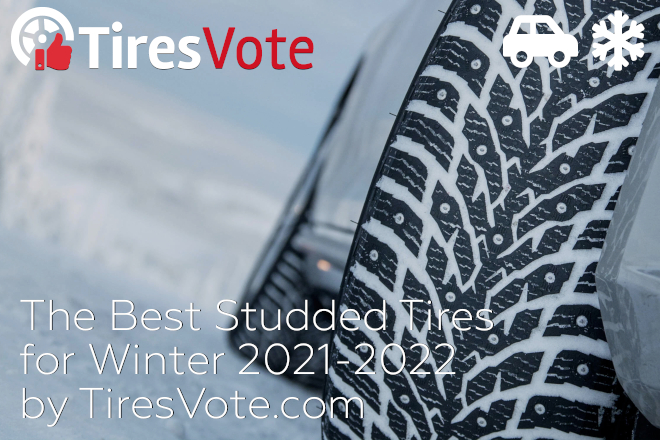 The Best Studded Tires for Winter 2021-2022 by TiresVote.com