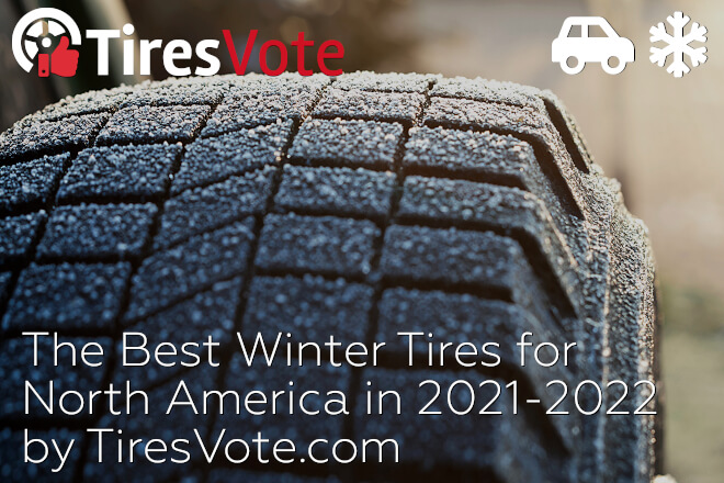 The Best Winter Tires for North America in 2021-2022 by TiresVote.com