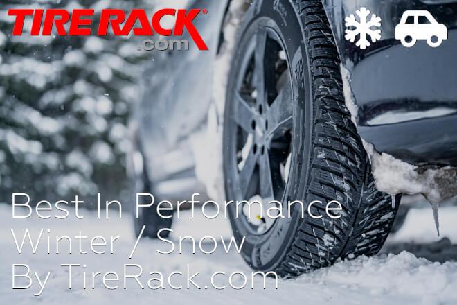 TireRack.com: Best In Performance Winter / Snow