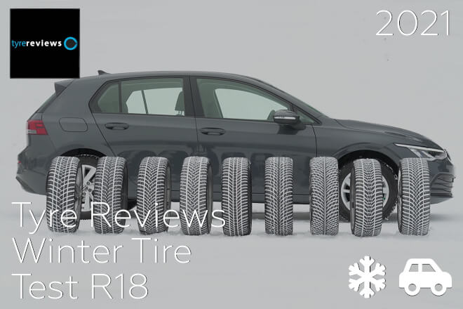 Tyre Reviews: Winter Tire Test R18