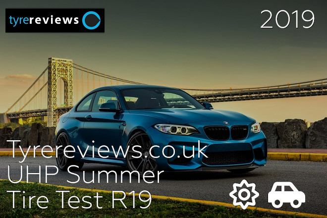 Tyrereviews.co.uk: UHP Summer Tire Test R19