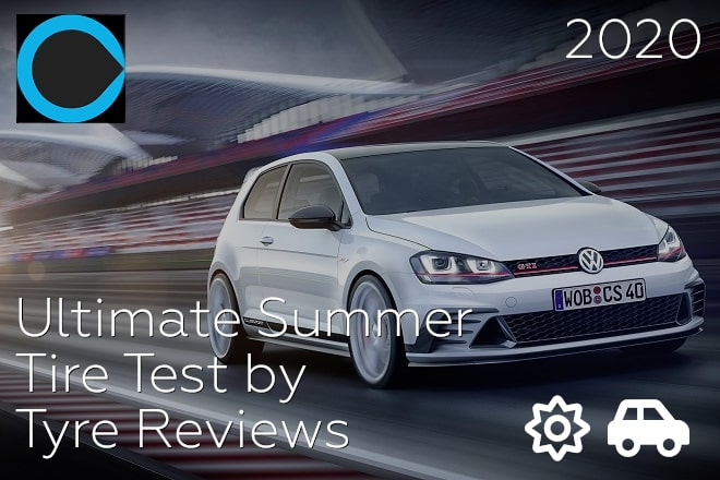 Ultimate Summer Tire Test by Tyre Reviews