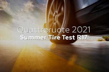 Quattroruote 2021: Summer Tire Test R17