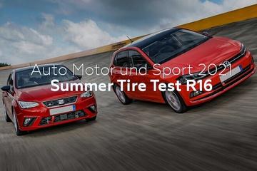 Auto Motor und Sport 2021: Summer Tire Test R16