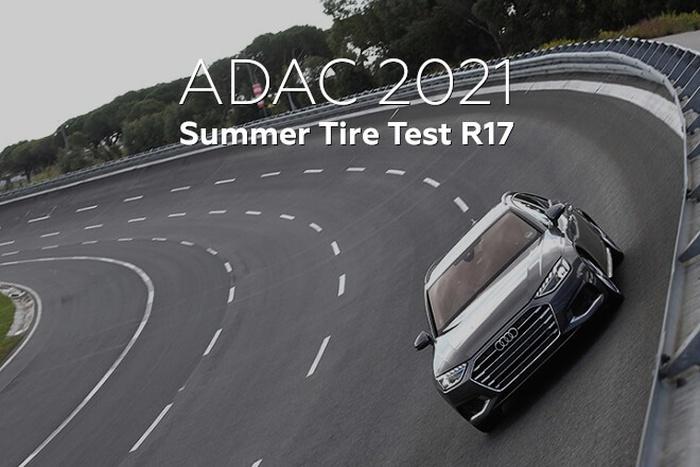ADAC 2021: Summer Tire Test R17