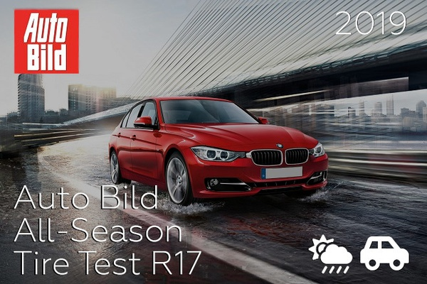 Auto Bild: All-Season Tire Test R17