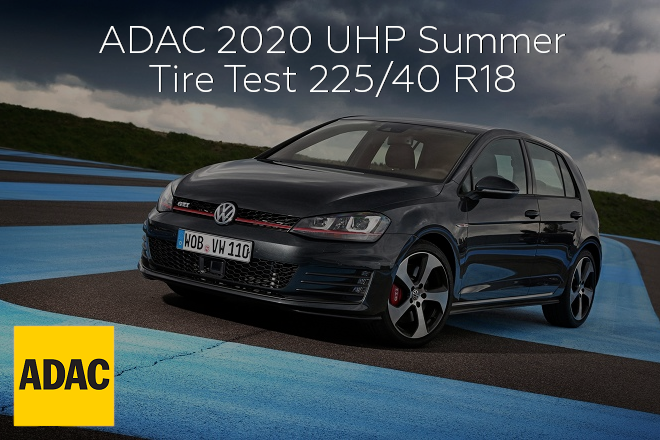 ADAC 2020: Summer Tire Test - 235/55 R17