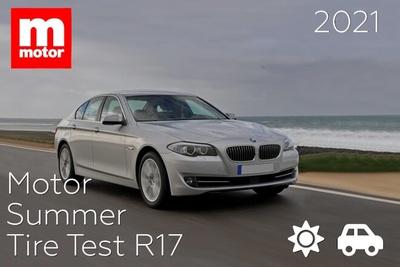 Motor: Summer Tire Test R17
