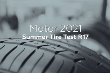 Motor 2021: Summer Tire Test R17