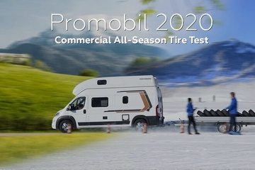 Promobil 2020: Commercial All-Season Tire Test