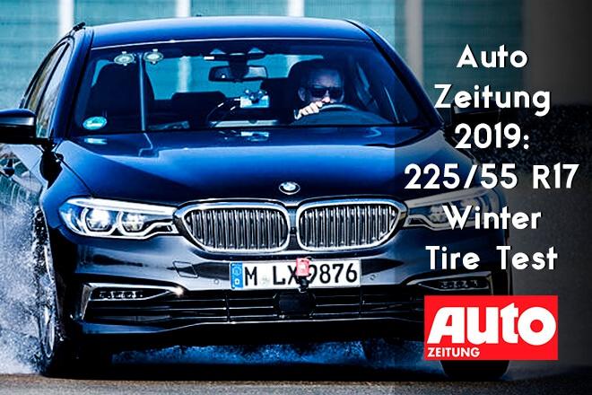 Auto Zeitung 2019: Winter Tire Test
