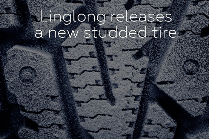 Linglong releases a new studded tire
