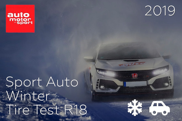 Sport Auto: Winter Tire Test R18