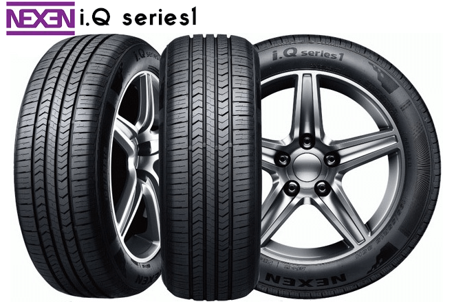 Nexen Launches a New Line of All-Season Tires i.Q Series 1