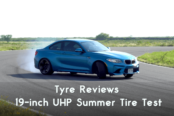 Tyre Reviews: UHP Summer Tire Test