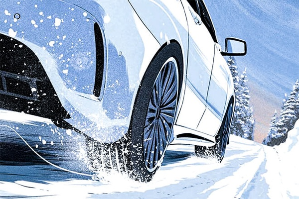 The Consumer Reports Magazine Tested Winter Tires