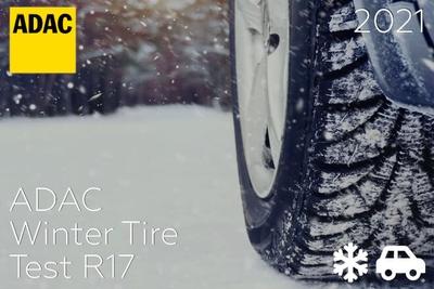 ADAC: Winter Tire Test R17