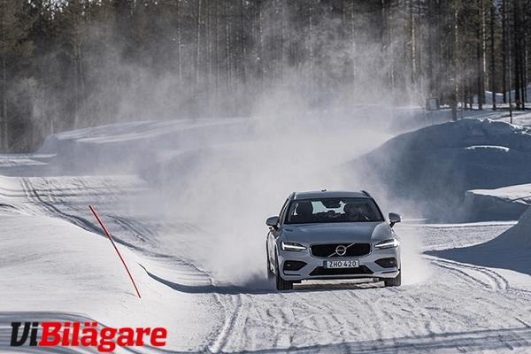Vi Bilägare 2019: Winter Studded Tires Test - 205/55 R17