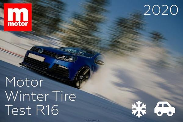 Motor 2020: Winter Tire Test R16