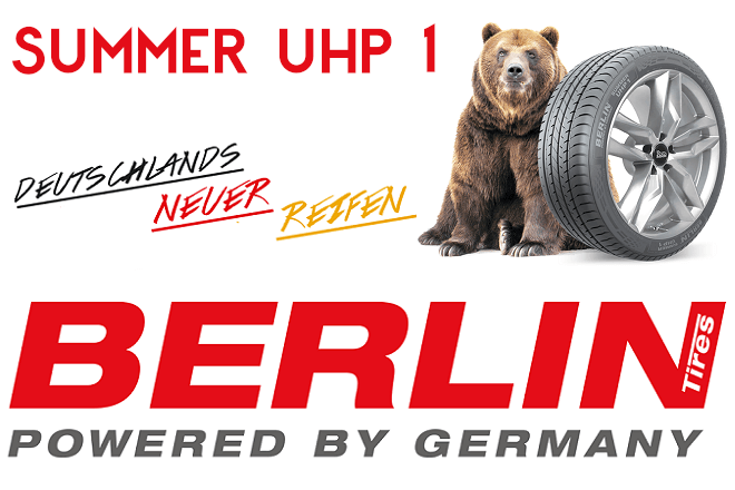 KESKIN Europa GmbH Presents Berlin Tires