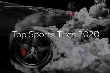 Top Sports Tires 2020