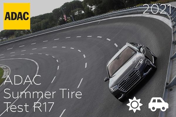 ADAC: Summer Tire Test R17