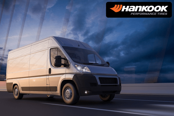 Hankook Launches Commercial Tire Winter i*Cept LV RW12