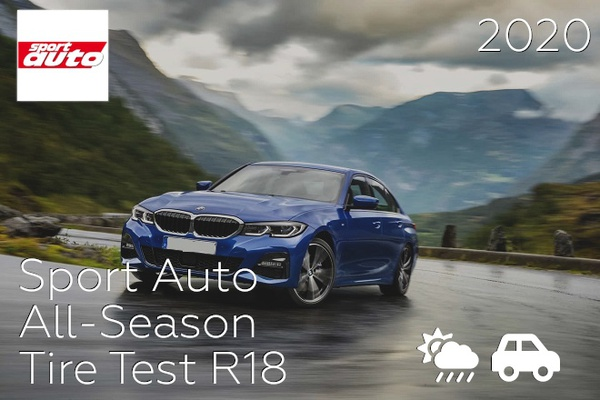Sport Auto: All-Season Tire Test R18