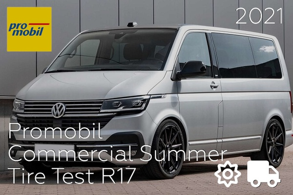 Promobil: Commercial Summer Tire Test R17