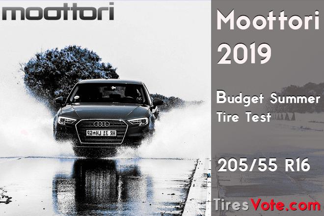 Moottori 2019: Budget Summer Tire Test – 205/55 R16