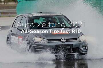 Auto Zeitung 2021: All-Season Tire Test R16