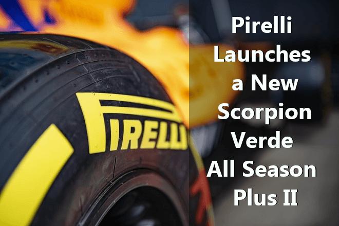 Pirelli Launches a New SUV Tire