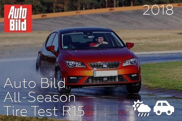 Auto Bild: All-Season Tire Test R15