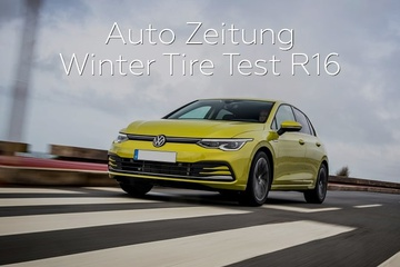 Auto Zeitung: Winter Tire Test R16