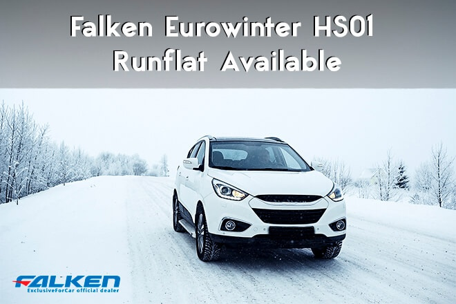 Falken Eurowinter HS01 Runflat Available