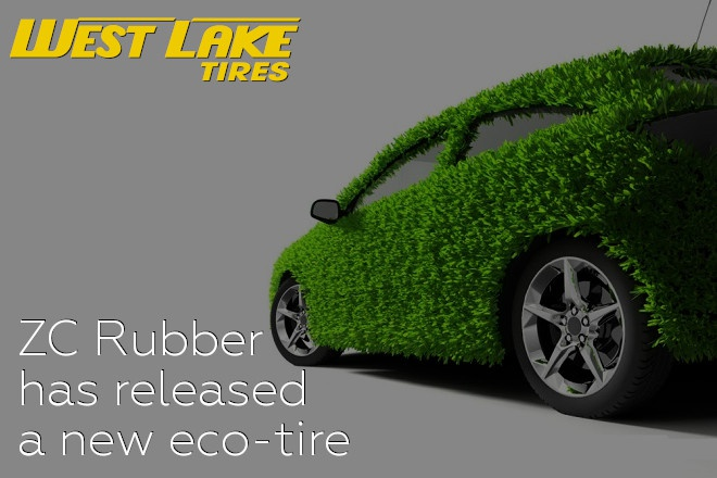 ZC Rubber has released a new eco-tire