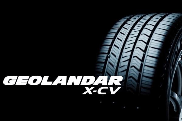 Geolandar X-CV G057: a brand-new SUV highway tire from Yokohama