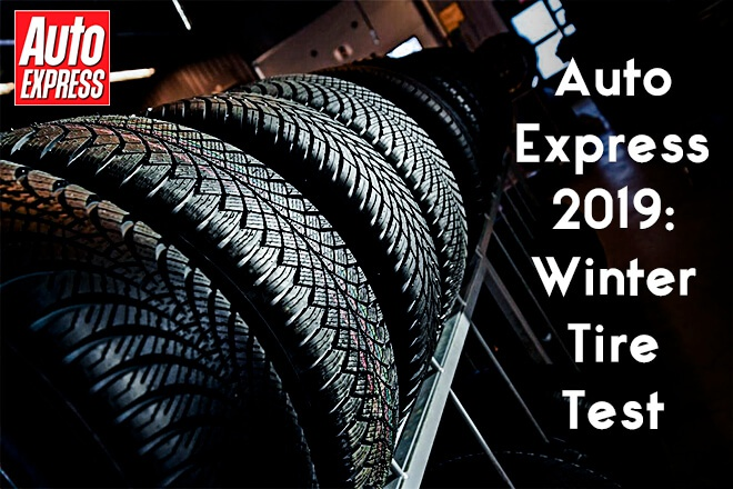 Auto Express 2019 Winter Tire Test - 225/45 R17