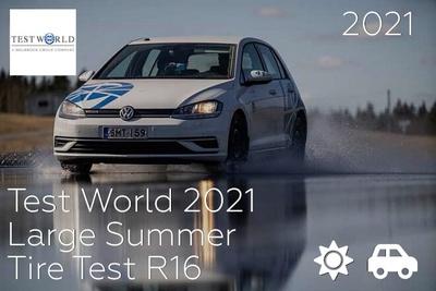 Test World: Large Summer Tire Test R16